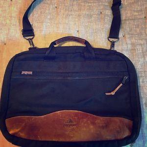 Jansport side bag or computer bag